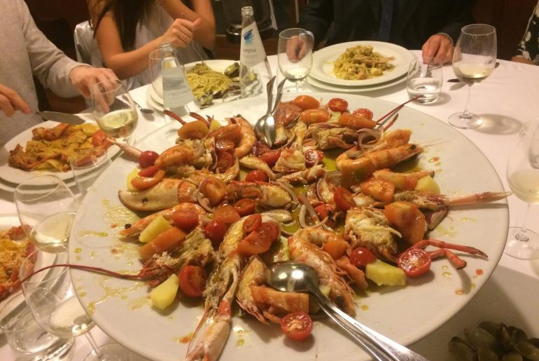 The Best Seafood Restaurants In Rome San Giovanni