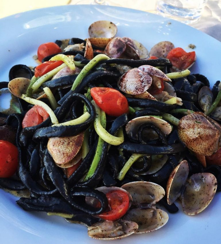 the best seafood restaurants in Rome