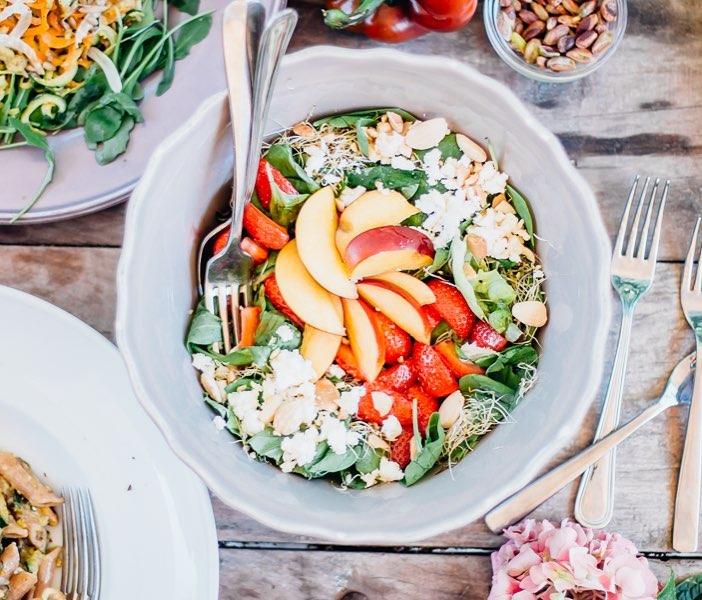 the best healthy restaurants in Rome