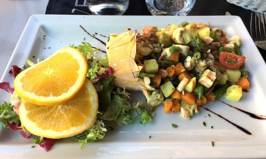 the best healthy restaurants in Rome