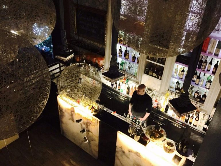 the best restaurants and bars in parioli rome