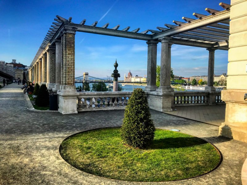 where to get the best views of budapest
