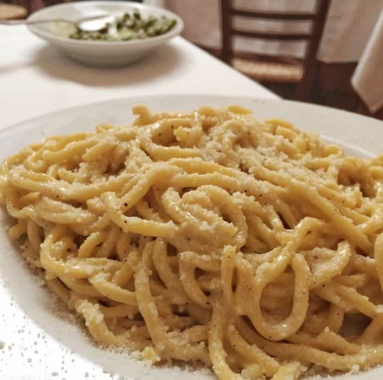 The best Trattorias and Osterias in Rome