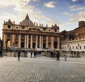 one week in rome itinerary