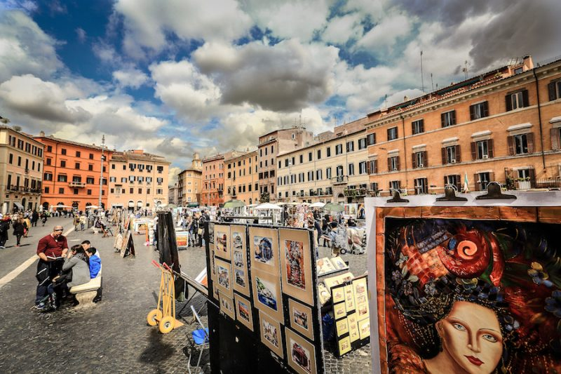 Stay in Rome Piazza Navona
