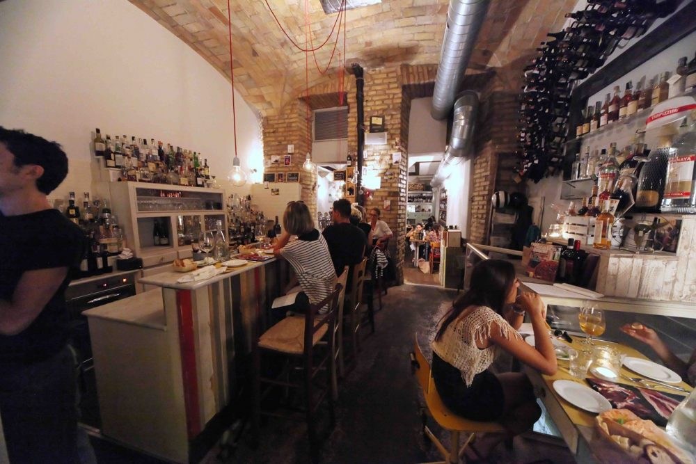the best restaurants in Prati Rome