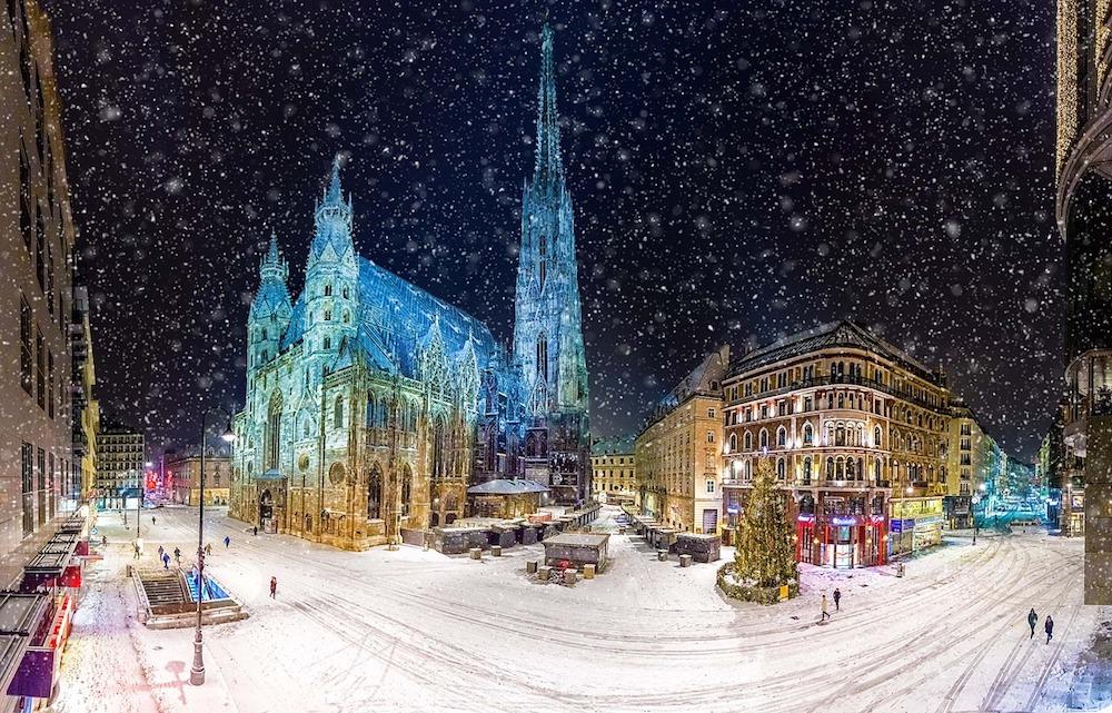 Vienna Stephansplatz