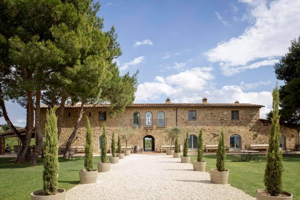 Countryside hotels in Maremma: Conti di San Bonifacio