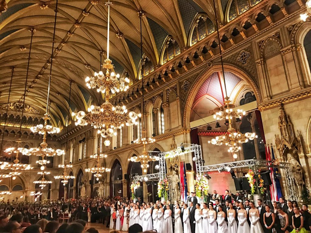 Viennese ball season: what you need to know