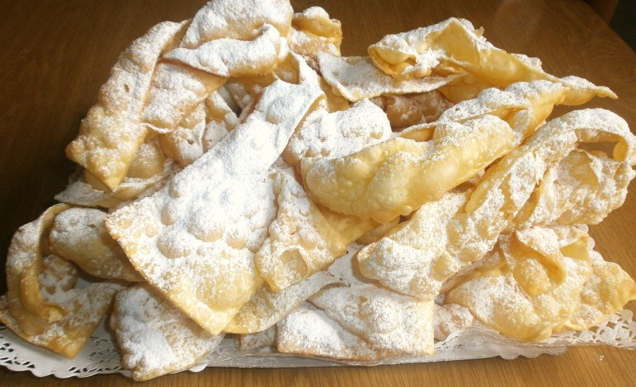 Carnevale sweets to try in Italy