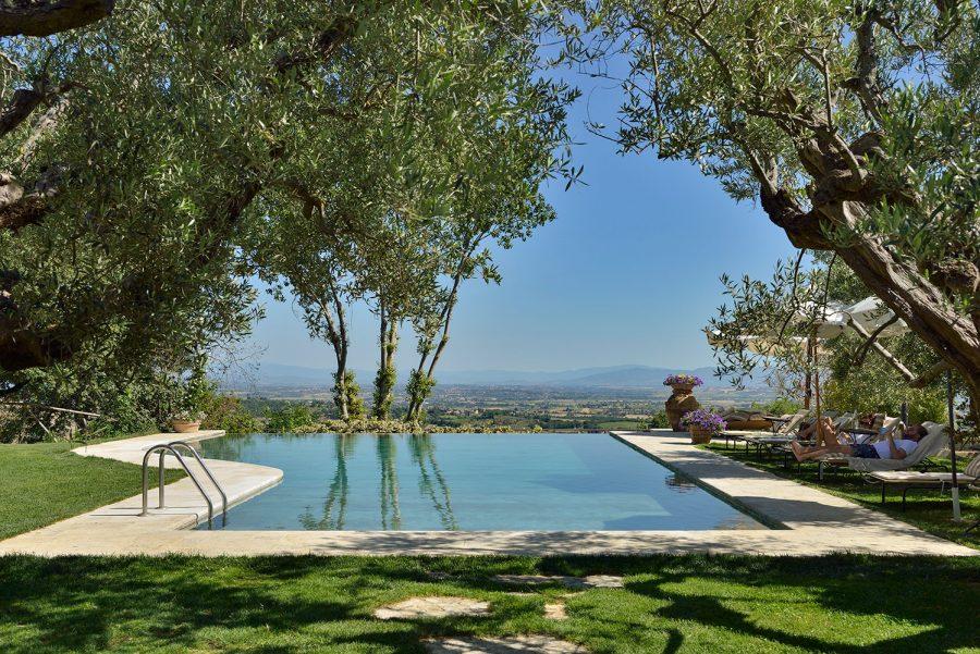 Countryside hotels in Montepulciano: Villa Cicolina