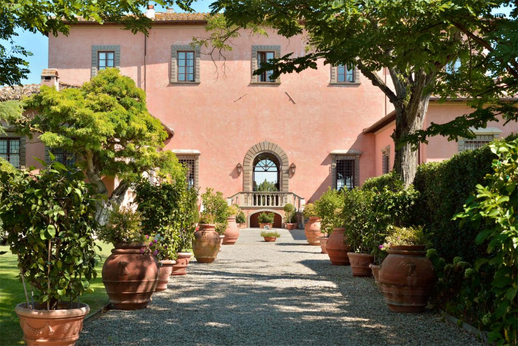 The best countryside hotels in Tuscany