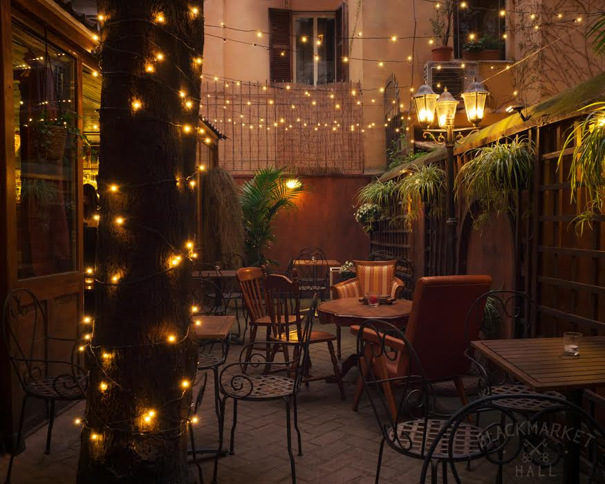 Best bars for aperitivo in Rome