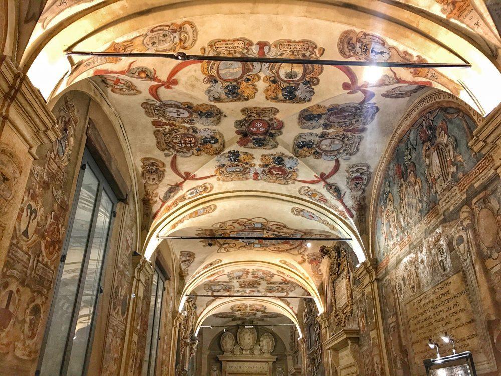 Guide to Bologna: Teatro Anatomico