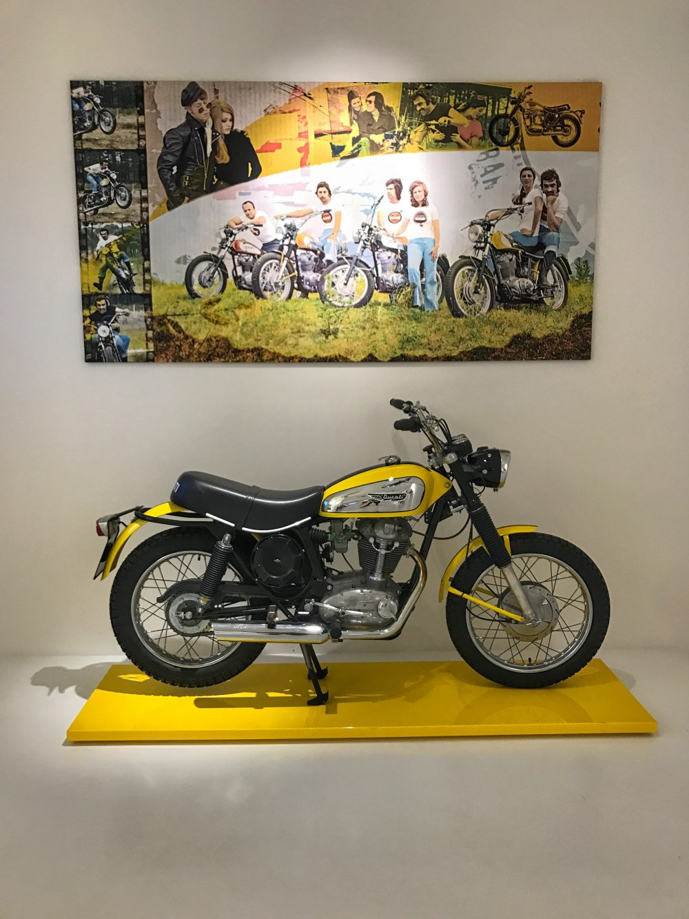 Guide to Bologna: visiting the Ducati Museum