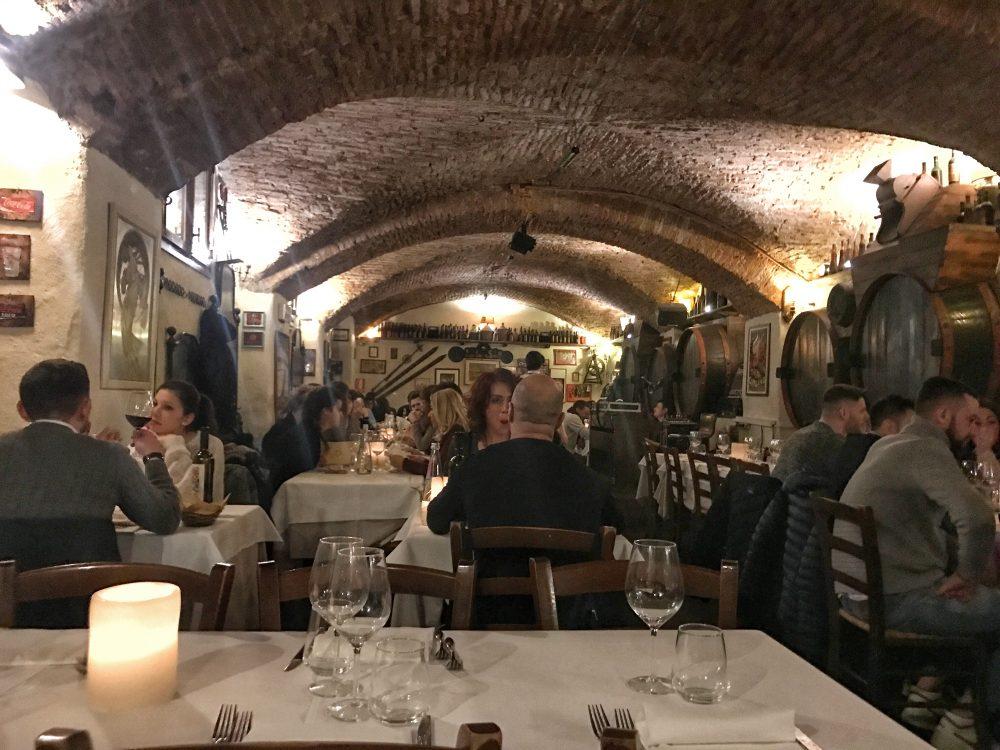 Where to eat in Bologna: Osteria de' Poeti