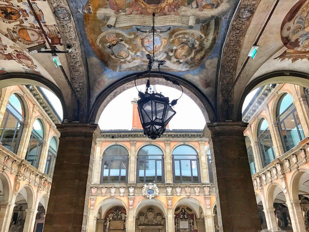 Guide to Bologna: Palazzo Archiginnasio