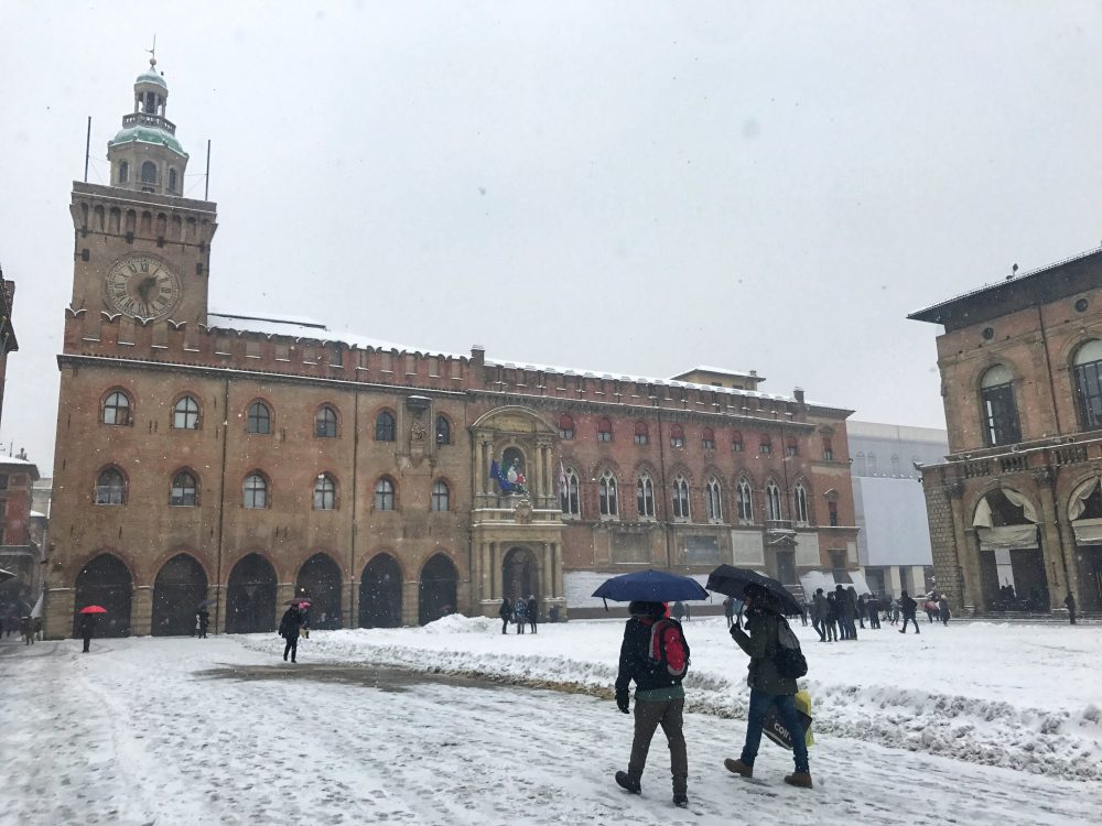 What to see in Bologna: Piazza Maggiore