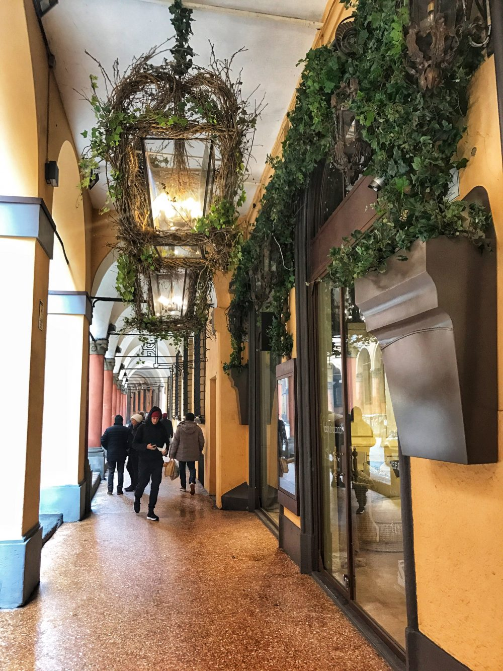 Bolognese Porticoes
