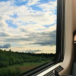 traveling Italy by train