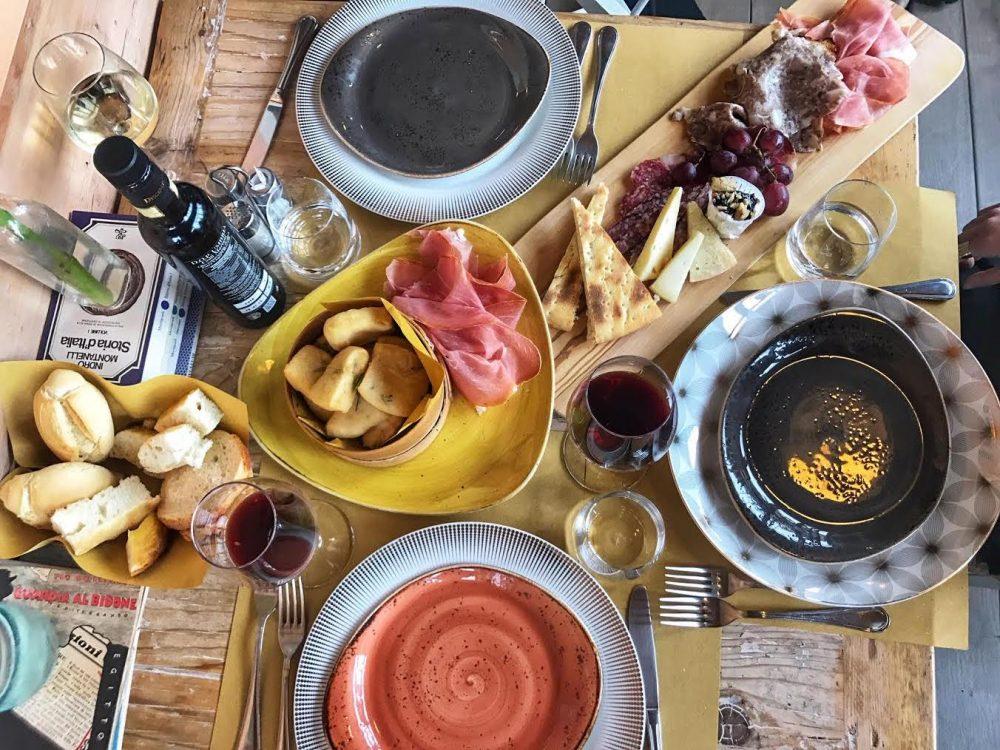 Restaurants in Torgiano: Siro
