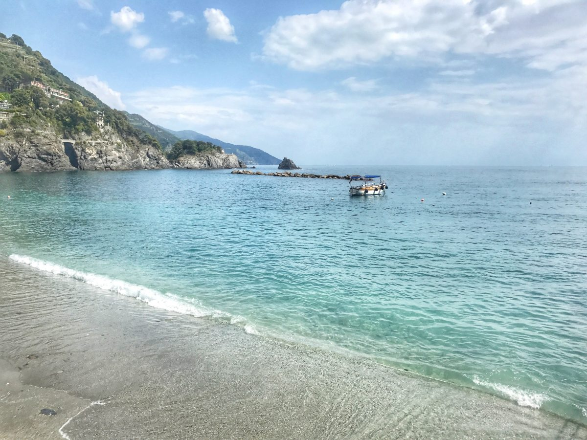 Beaches in Monterosso