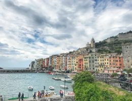 Weekend in Portovenere