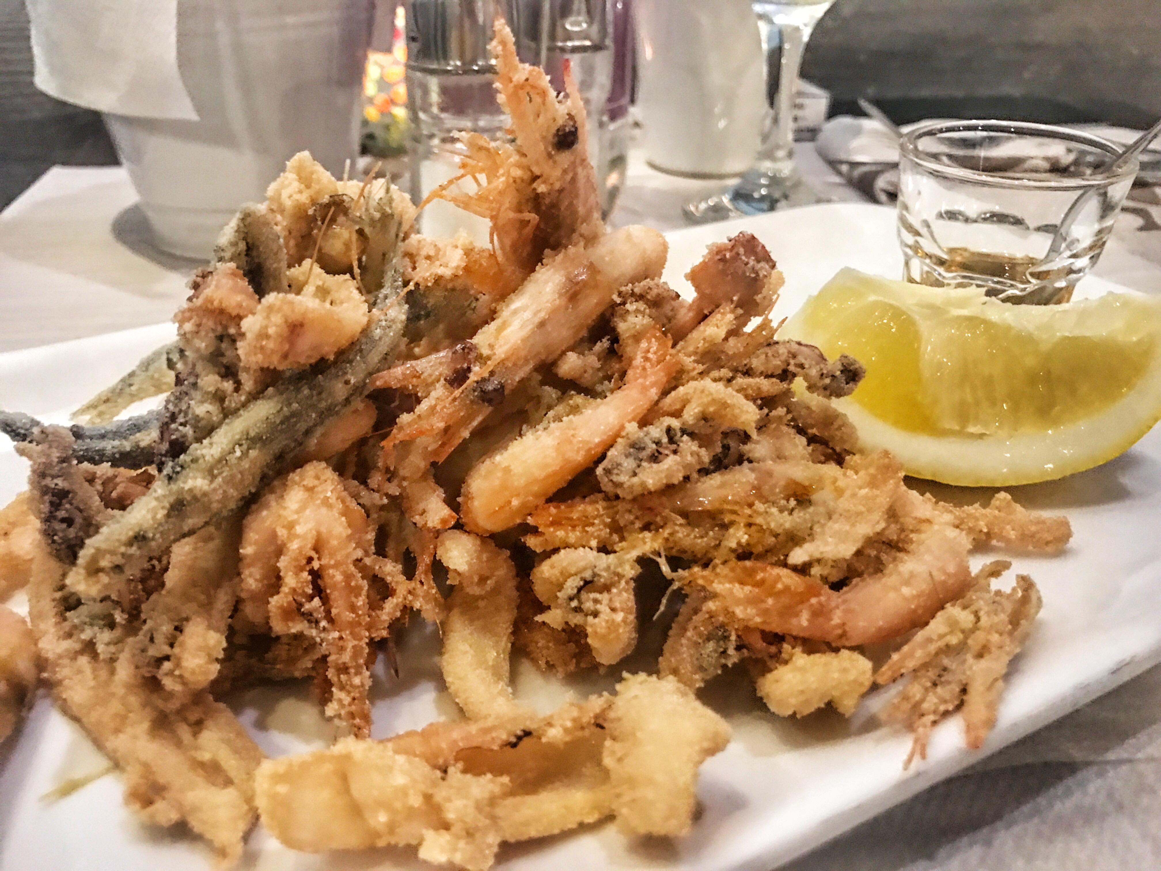 Portivene un mare di sapori restaurant Portovenere