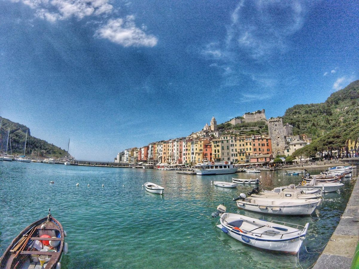 Travel Guide to Portovenere, Italy