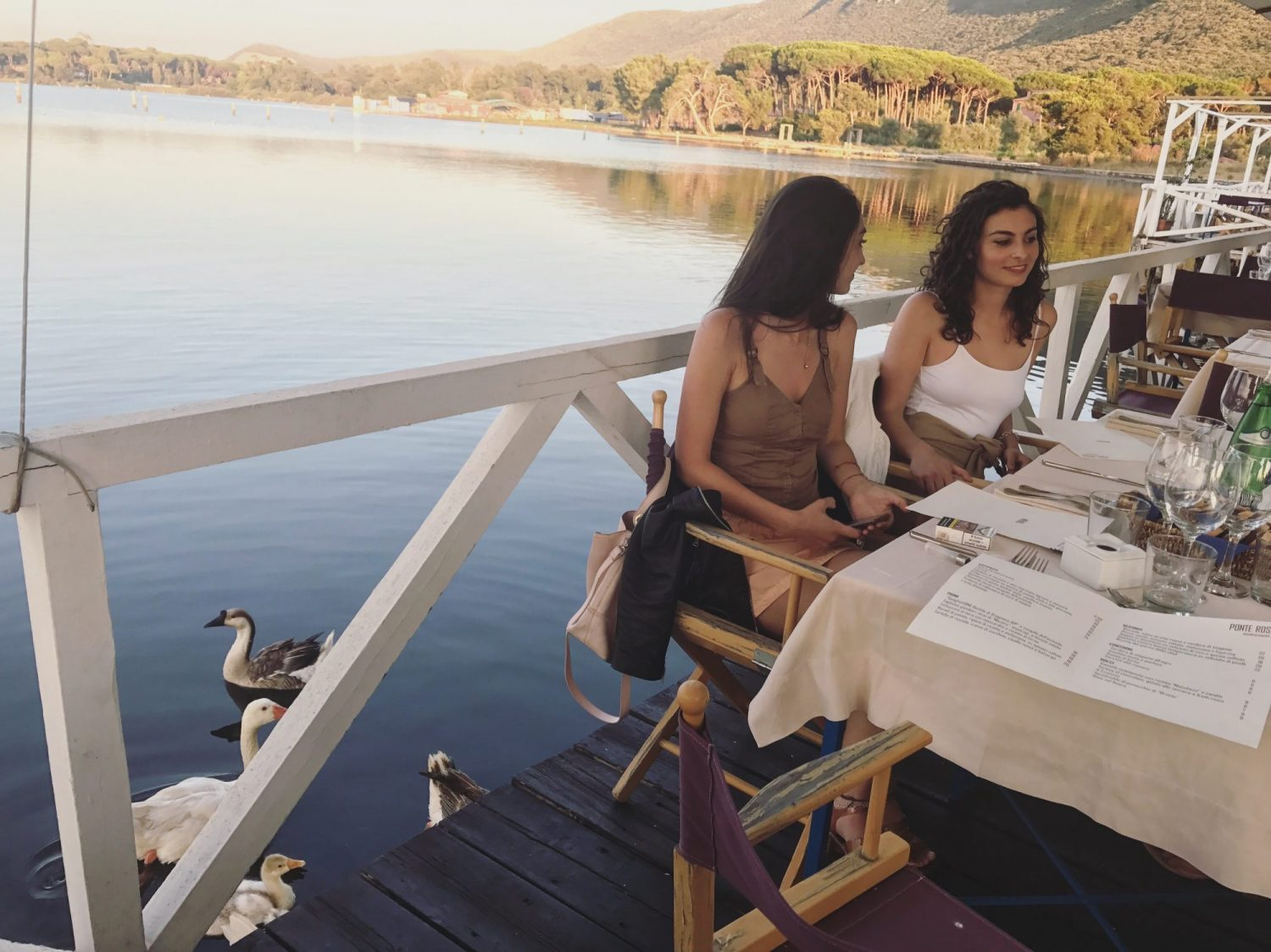 The best restaurants in Sabaudia and San Felice Circeo