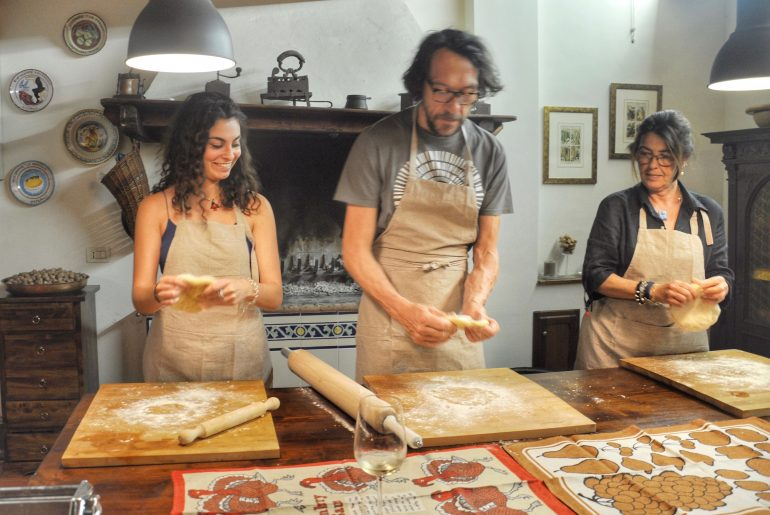 Cooking Class in Assisi in a Traditional Umbrian Home