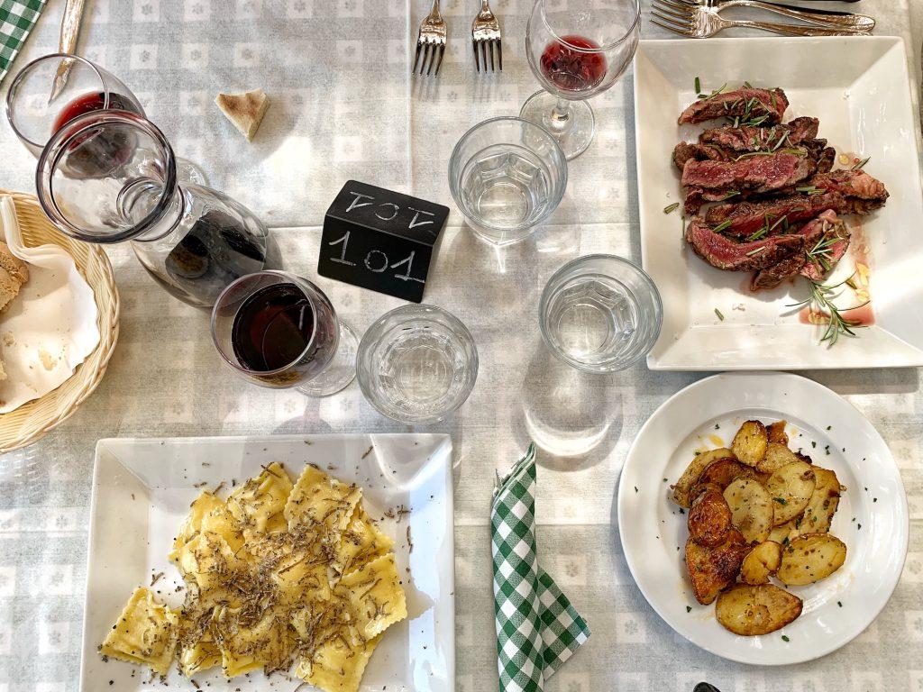 The best restaurants in Assisi, Umbria