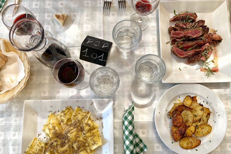 The best restaurants in Assisi, Umbria
