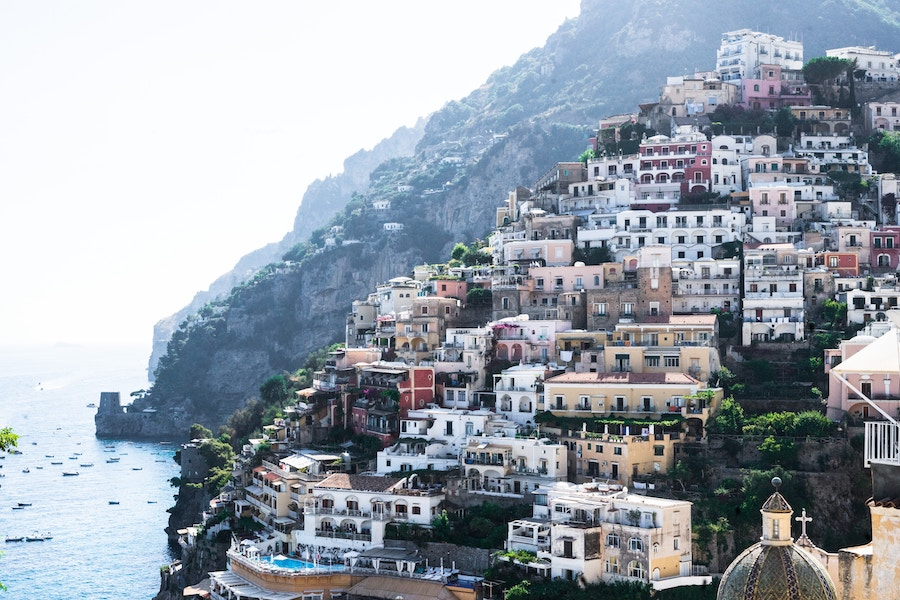 The best restaurants in Positano