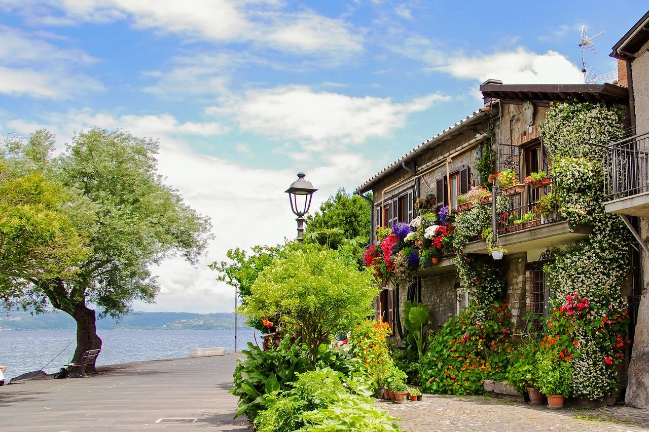Day trips from Rome: Bracciano, Anguillara and Trevignano Romano