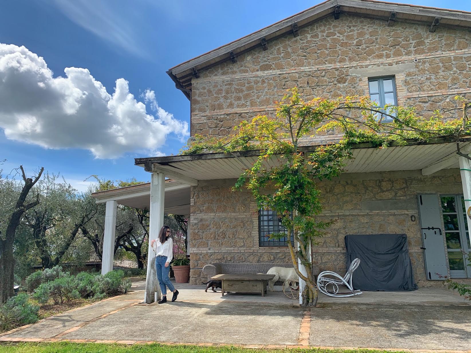 Sabina: base to explore central Italy