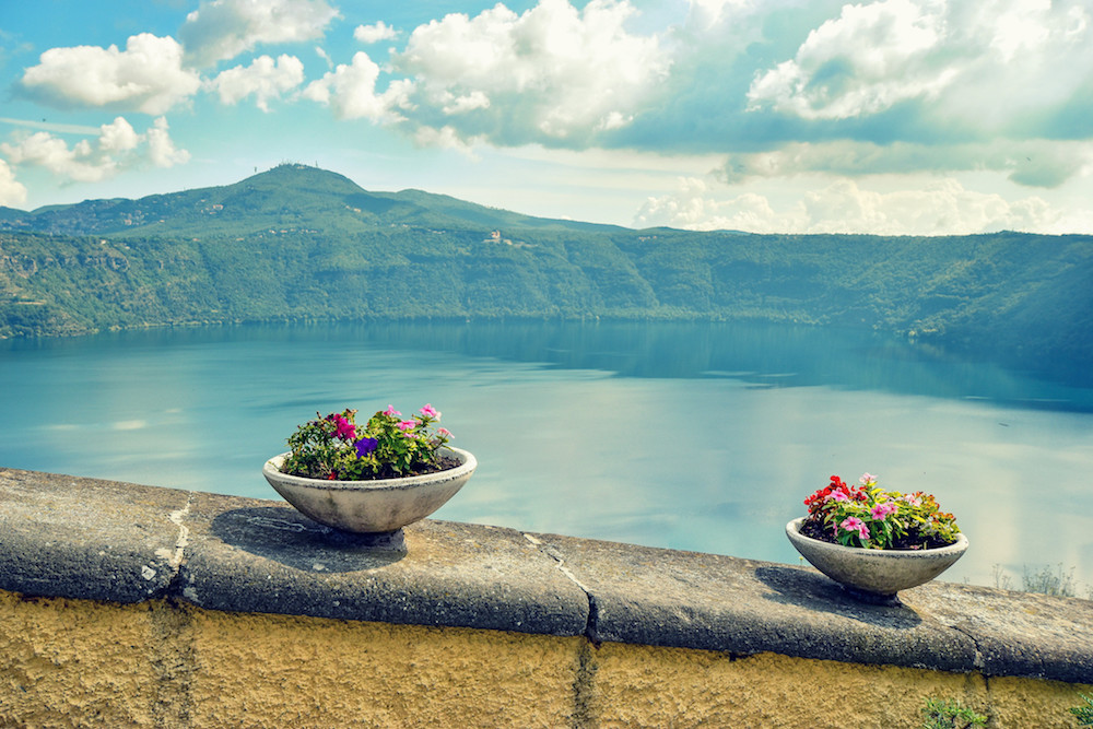 Day trips from Rome: castel gandolfo
