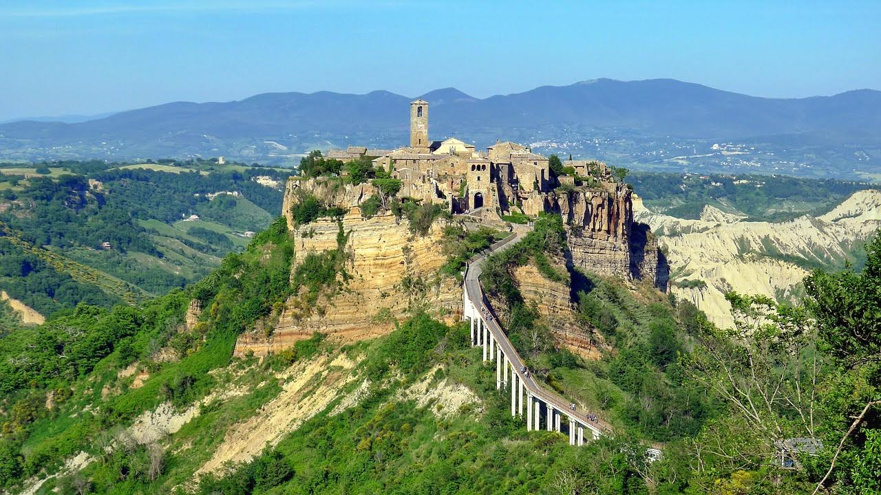 Day trips from Rome: Civita di Bagnoregio