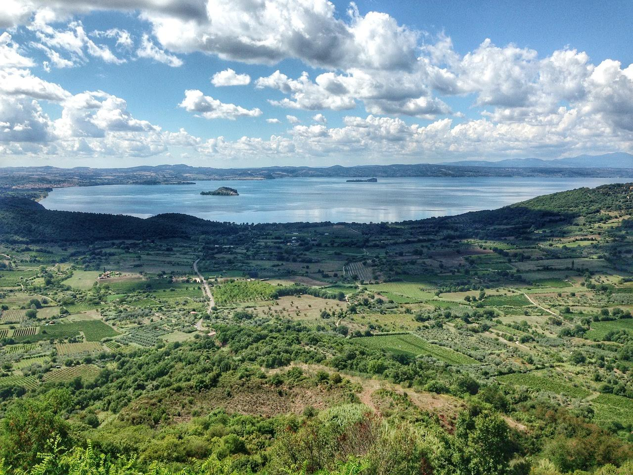 Day trips from Rome: Lake Bolsena