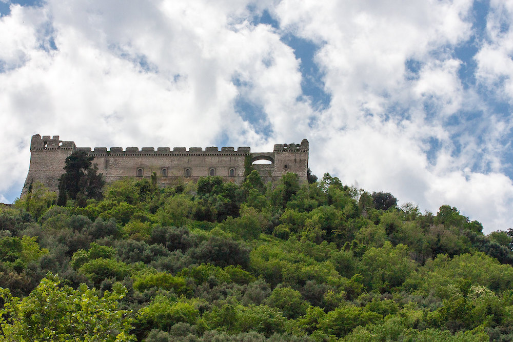 Day trips from Rome: Sermoneta