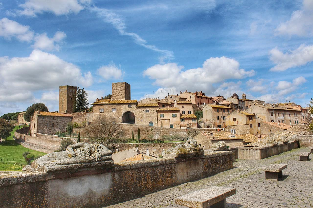 Day trips from Rome: Tuscania