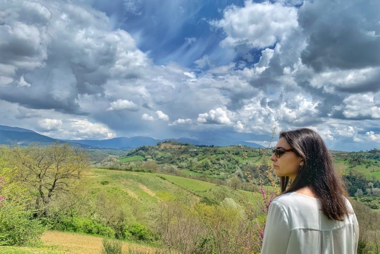 Sabina: the secret countryside near Rome