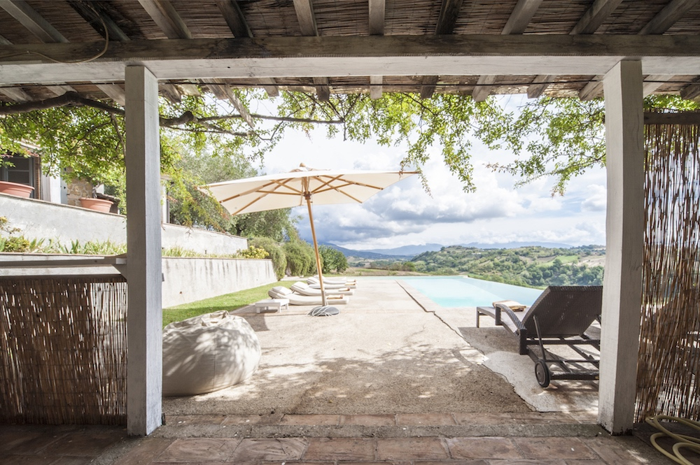 Tenuta Collesala: Large group Villa Rental with Pool in Sabina, Lazio