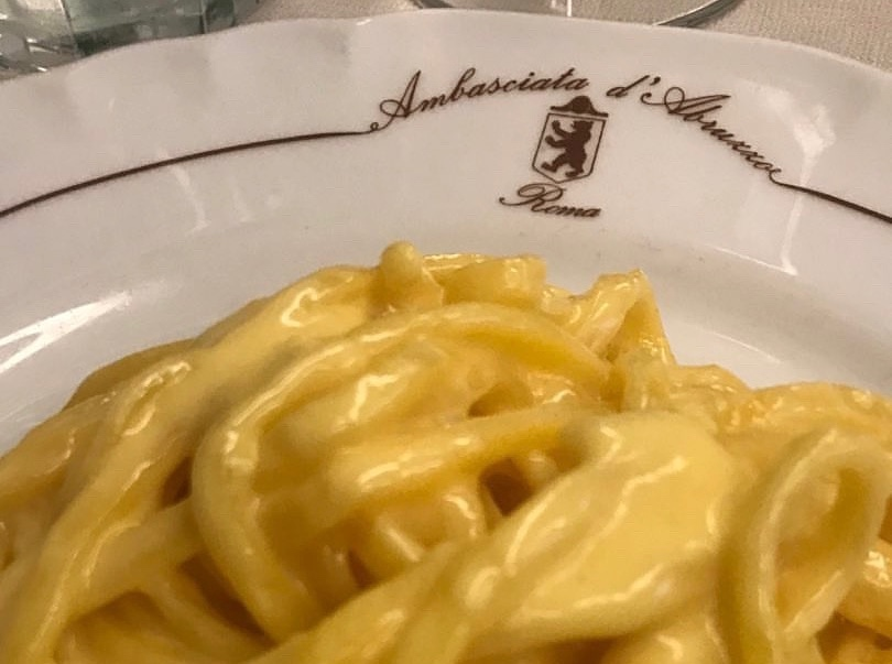 the best trattorias in Rome