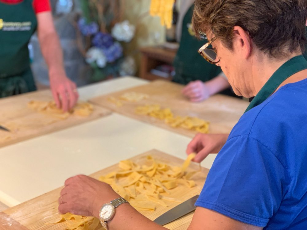 Food and wine tours and cooking vacations in Italy