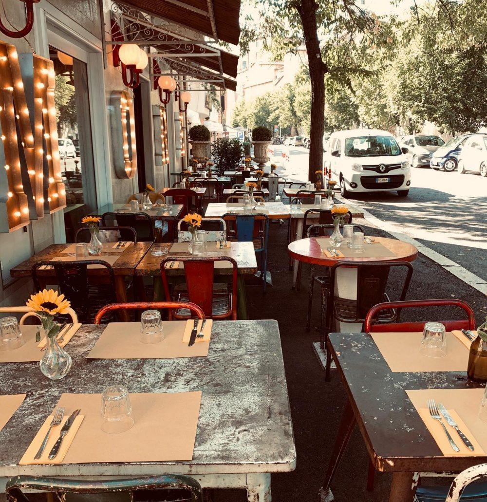 The best restaurants in Ponte Milvio