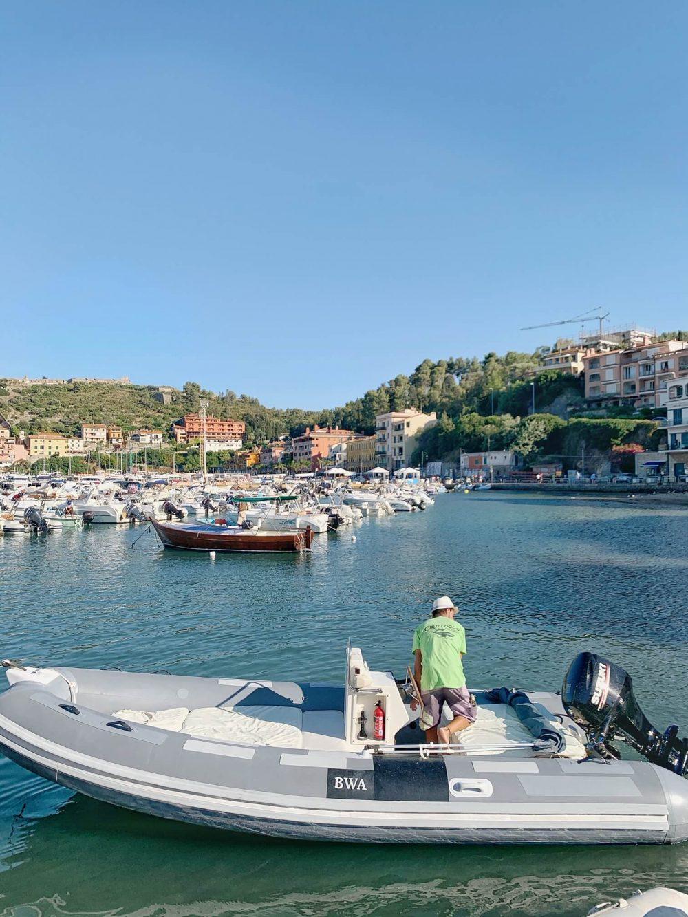 Boat rental Porto Ercole