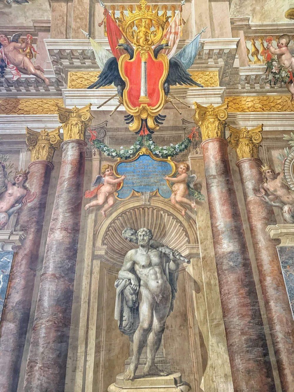 Palazzo Colonna Rome Italy