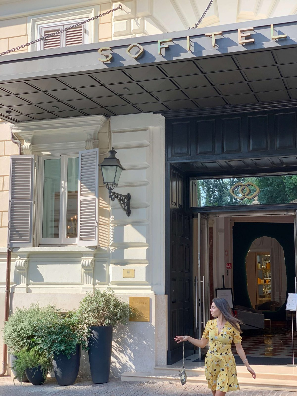 My Roman staycation at the Sofitel Villa Borghese Rome: a luxury hotel in a strategic location